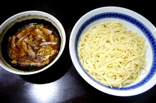 中華そば べんてん - つけ麺