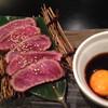 焼肉5 - 料理写真:ロースたたき?