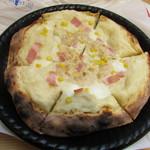 ブレッズコート - 料理写真:石窯ピザ バンビーノ・ビアンカ