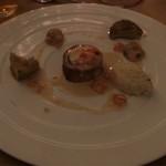 アーカンジェル迎賓館 博多 - あんこうのロースト!初めて食べた!