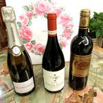 カルナヴァル - 私が持ち込んだワイン