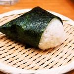 にぎりめし - 塩にぎり(鮭バター)