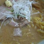 眞麺 穂高 - 味噌ラーメン