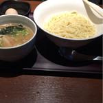 中華そば おかべ - つけ麺普通盛り