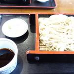 池本茶屋 - もり蕎麦