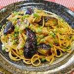トスカーナ - ◎志摩産「船越味噌」使用!茄子と豚肉の味噌クリーム仕立て