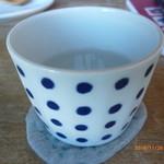 むしか - 白湯