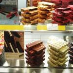 キットカット ショコラトリー - ショーケース
