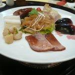 老香港酒家 - 前菜盛り合わせ