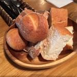 ステラート - パンも美味
