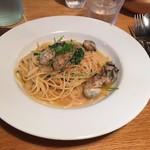 ステラート - 牡蠣のパスタ美味で豪華