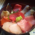 60011233 - 海鮮丼1,480円
