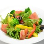 Baggio - 料理写真:彩りグリーンサラダ