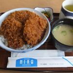 60012371 - 下仁田ヒレカツ丼定食