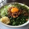 野菜が美味しい鶏豚ラーメン まる重 - 料理写真: