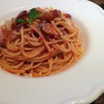 60015066 - 白金豚ベーコンのスパゲッティーニ