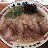 味納喜知  - 料理写真:博多ラーメン=550円