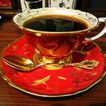 アメ横ダンケ - バターブレンドコーヒー