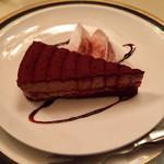 シャモニー - チョコレートケーキ