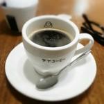60021195 - 一杯のコーヒーです(^^)