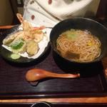 60021795 - 天ぷら蕎麦