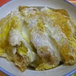 武井食堂 - トロトロ卵