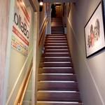 KollaBo - 階段上がって2階な