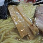 麺家 いし川 - メンマ