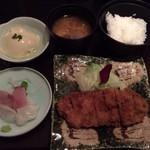 八真人 - 800円のお値打ちランチ☆。.:*・゜