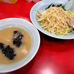 かいざん - つけ麺(みそ)!
