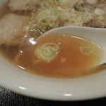 坂内食堂 - スープ