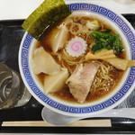 しゃりん - 水餃子そば ¥650-