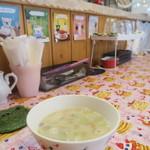 カフェ スナオ - ランチスープ