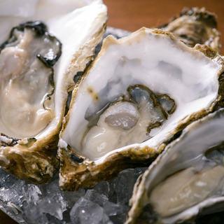 【食べていただきたい一品】全国選りすぐりのこだわりの生牡蠣!