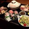 せんとり - 料理写真:ご宴会コース例