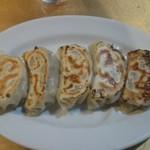 孔府家宴 - 焼き餃子