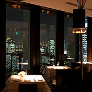 東京のパノラマ独占という贅沢…