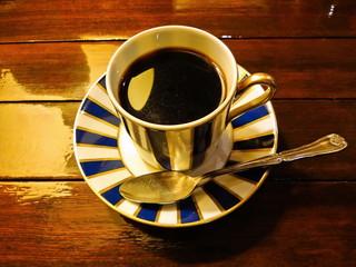 カフェ・トロワバグ - マンデリン