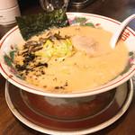 四十三代目 哲麺 - とんこつ味噌550円