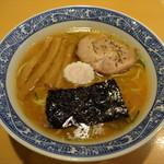 中華そば 青葉 - 料理写真:中華そば(730円)