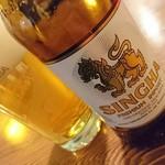 60037079 - シンハービール