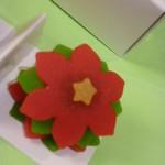 nikiniki - ポインセチアはクリスマスカラー