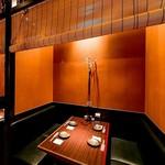 郷どり 燦鶏 - テーブル半個室