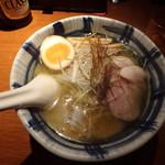 和中華と麺 丹陽 - 「鶏ガラ汐」