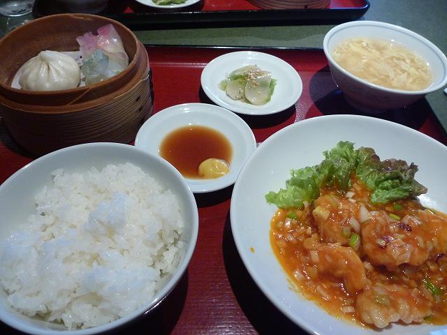 中国料理 兆楽