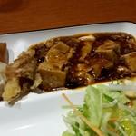 60041020 - 山椒がきいた麻婆豆腐