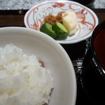 豊園 - 食事