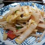 豊園 - 野菜炒め