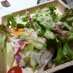 豊園 - サラダ