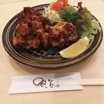 楽宴乃間 純家 -すみか- - 赤城鶏の唐揚げ 7個